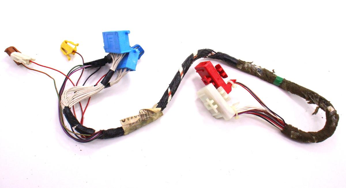 gauge instrument cluster wiring harness vw jetta glx gti. Black Bedroom Furniture Sets. Home Design Ideas