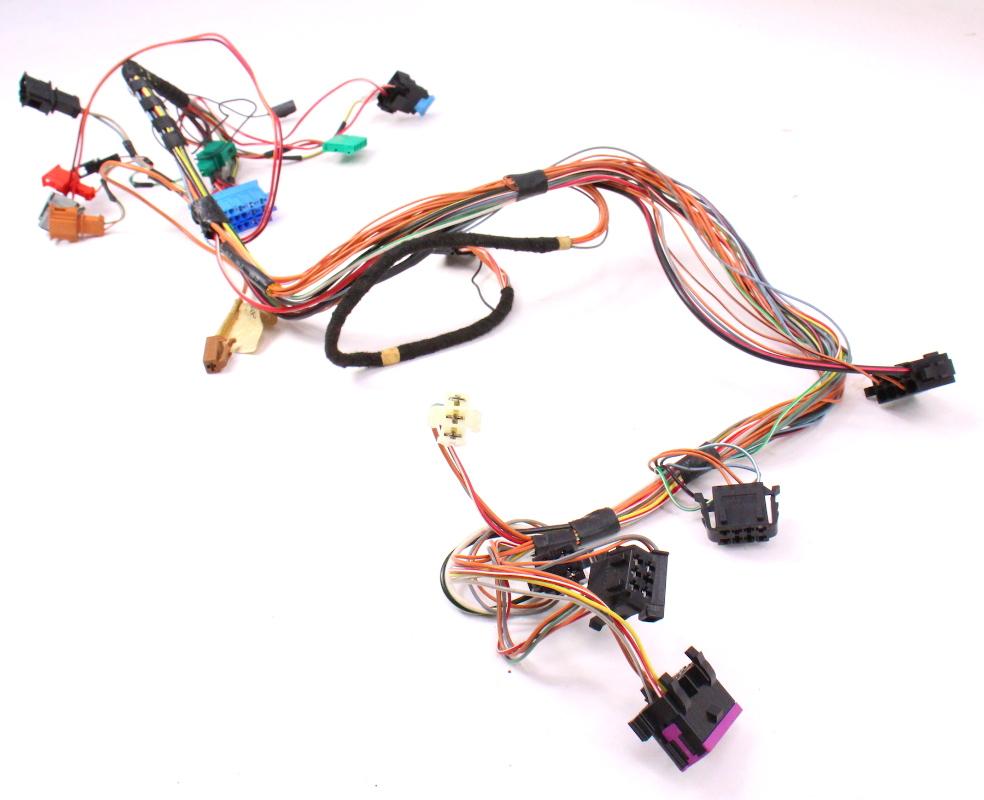 dash wiring harness vw jetta golf gti cabrio mk3 dashboard. Black Bedroom Furniture Sets. Home Design Ideas
