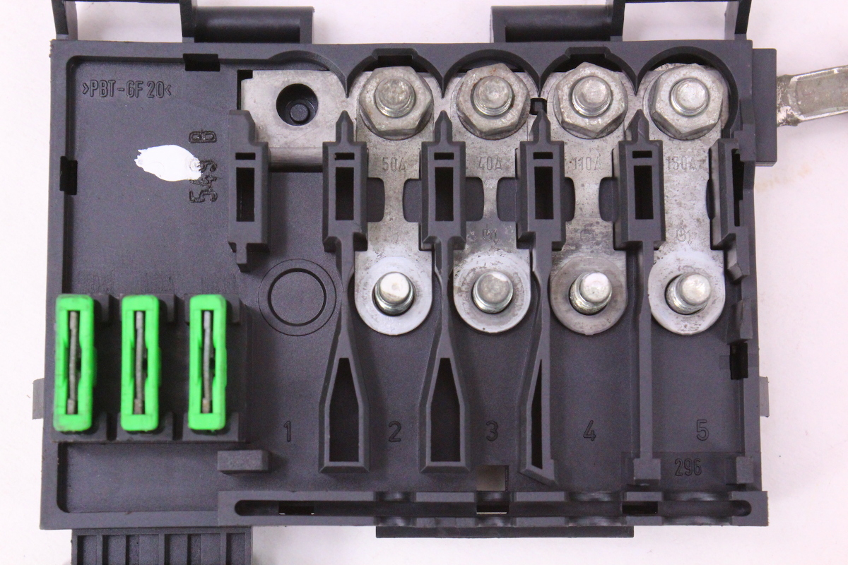 battery fuse box 99-03 vw new beetle tdi distribution ... 2003 vw new beetle fuse box diagram #6