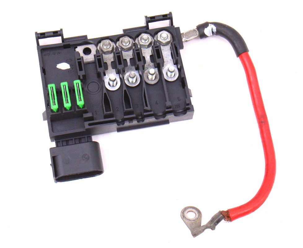 Battery fuse box vw new beetle tdi distribution