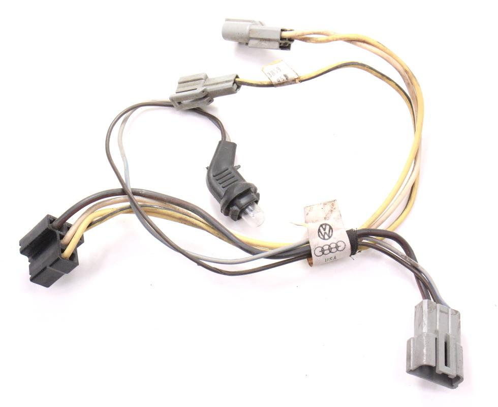 heater core box blower wiring harness 81 84 vw rabbit. Black Bedroom Furniture Sets. Home Design Ideas