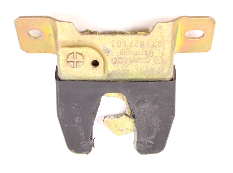 Trunk Latch 85-92 VW Jetta MK2 - Genuine - 873 827 503 ...