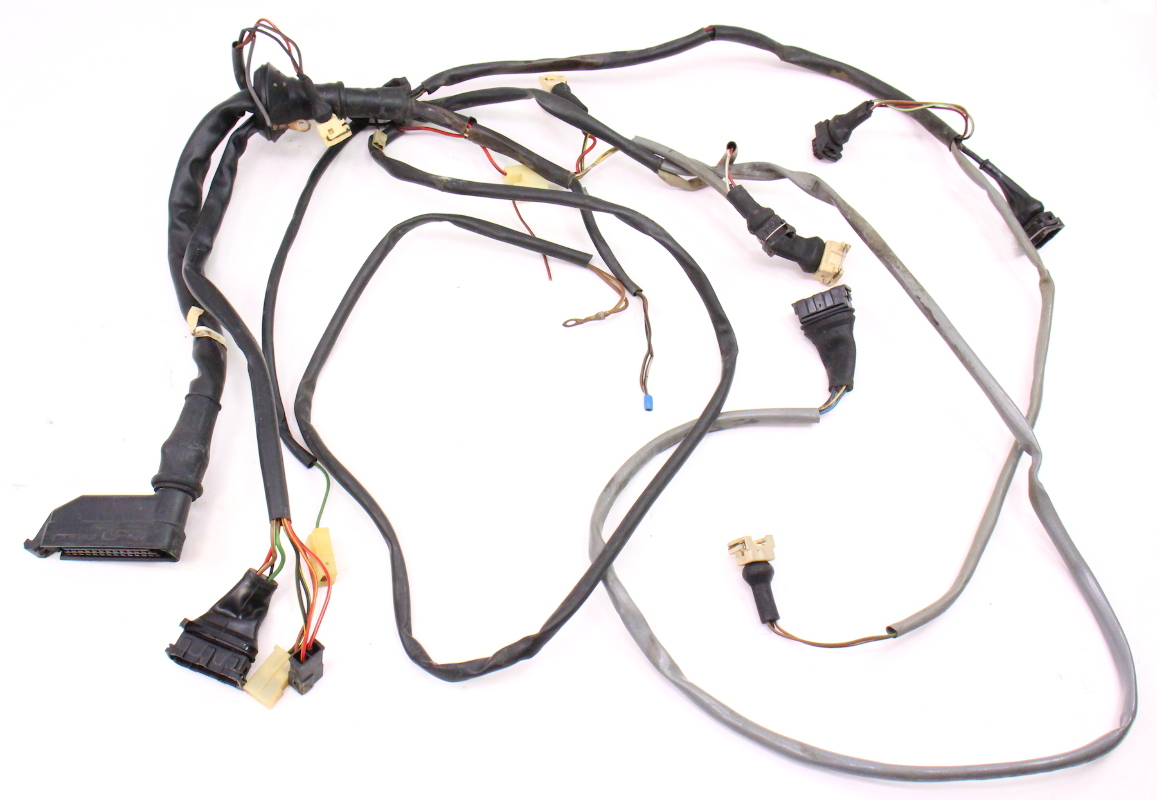 ecu icm engine wiring harness 88 92 vw jetta golf gti mk2. Black Bedroom Furniture Sets. Home Design Ideas