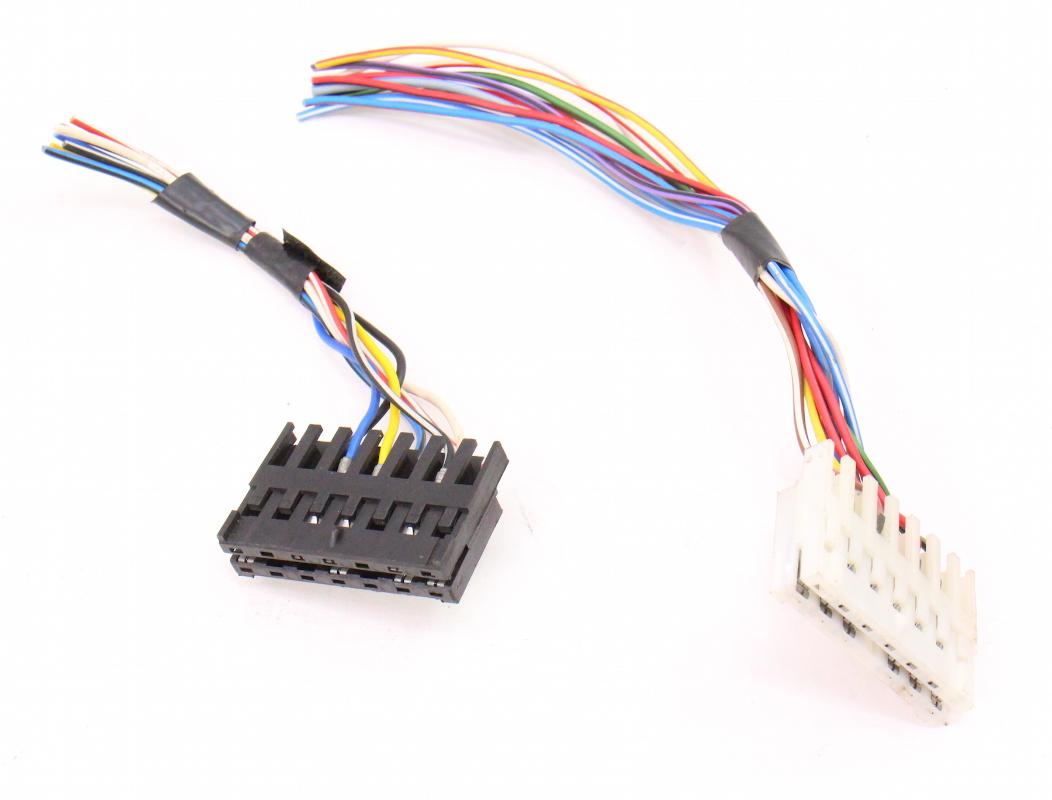 mfa gauge cluster wiring harness pigtail plugs 85 92 vw. Black Bedroom Furniture Sets. Home Design Ideas