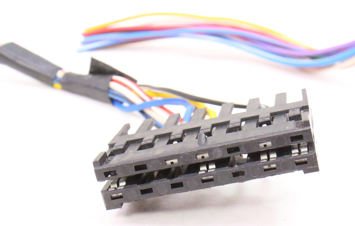 Mfa Cluster Wiring Harness Pigtail Plugs 85 92 Vw