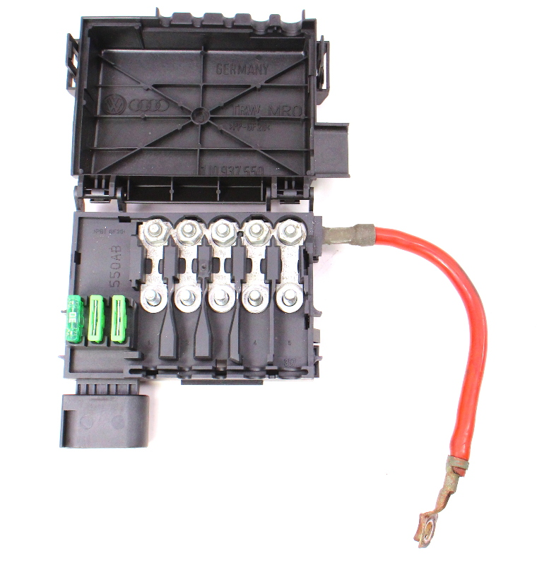 Battery distribution fuse panel vw jetta golf gti mk