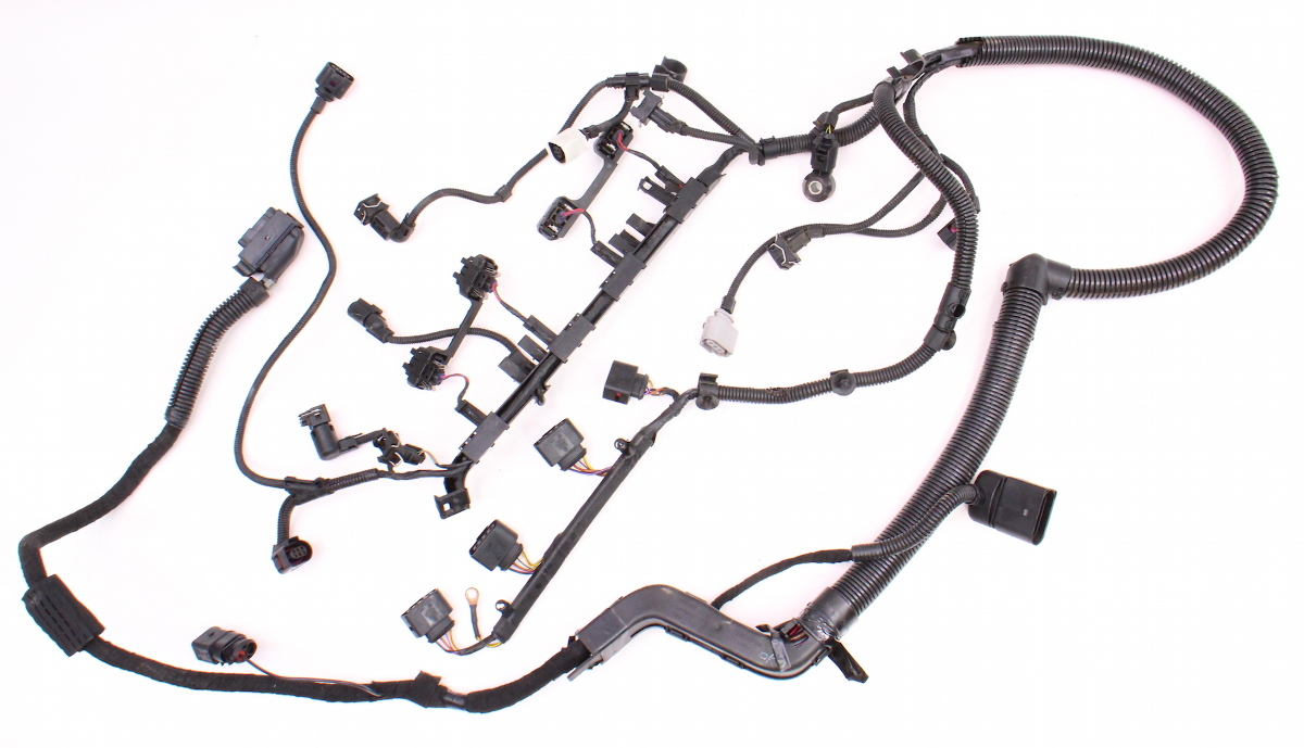 Engine Wiring Harness 2003 Vw Jetta 1 8t Awp