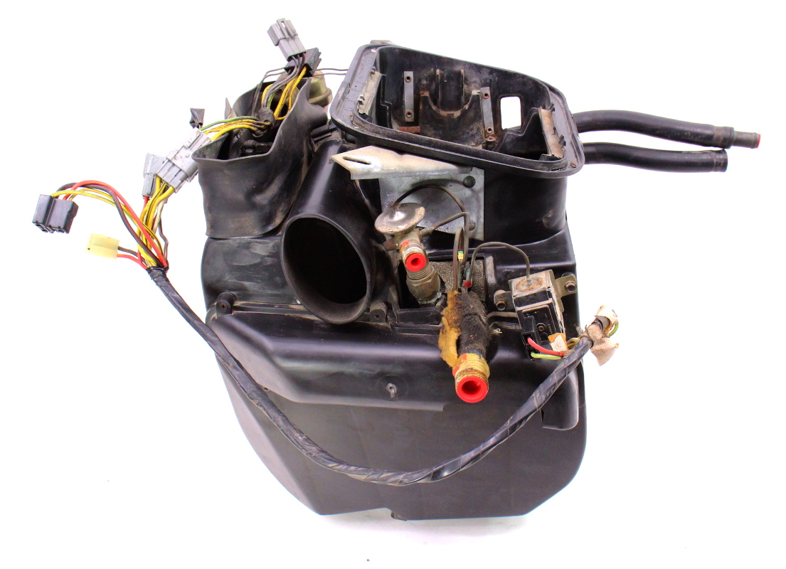 ac heater core box   vw rabbit jetta cabriolet mk hvac heat blower box carpartssale