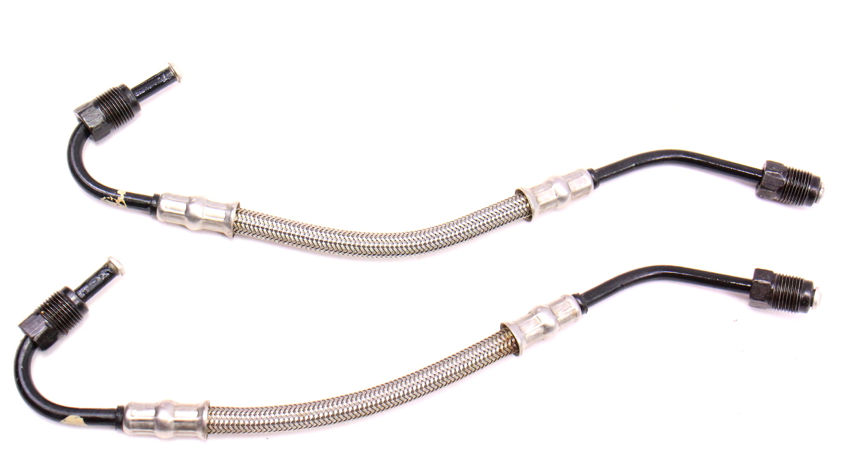 Air Cooled Vw Brake Lines : Abs pump metal braided brake lines vw beetle asr