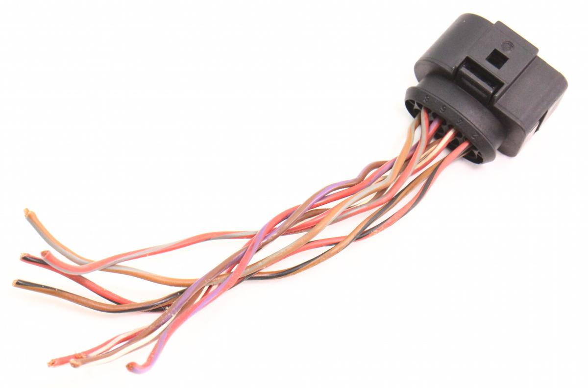 8 pin wiring plug pigtail connector 06 10 vw passat b6. Black Bedroom Furniture Sets. Home Design Ideas
