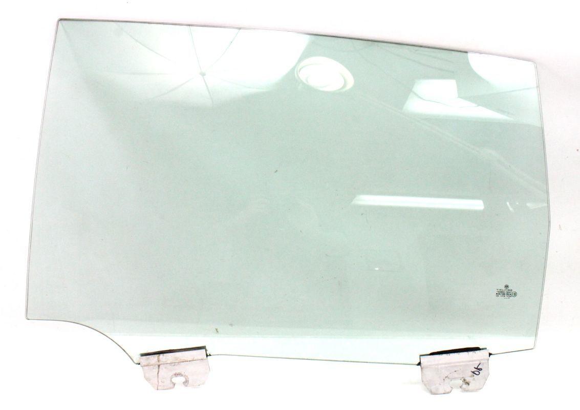Lh rear door side window glass 04 06 vw phaeton genuine for Back door with side window