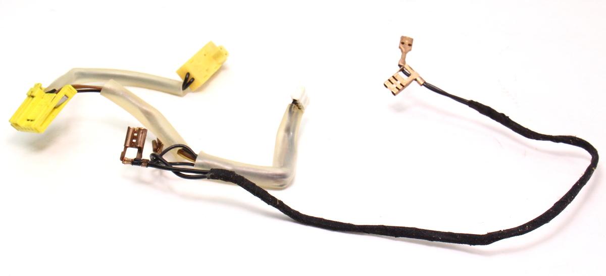 Vw Golf Mk4 Wiring Harness : Airbag clockspring wiring harness plug vw jetta golf gti