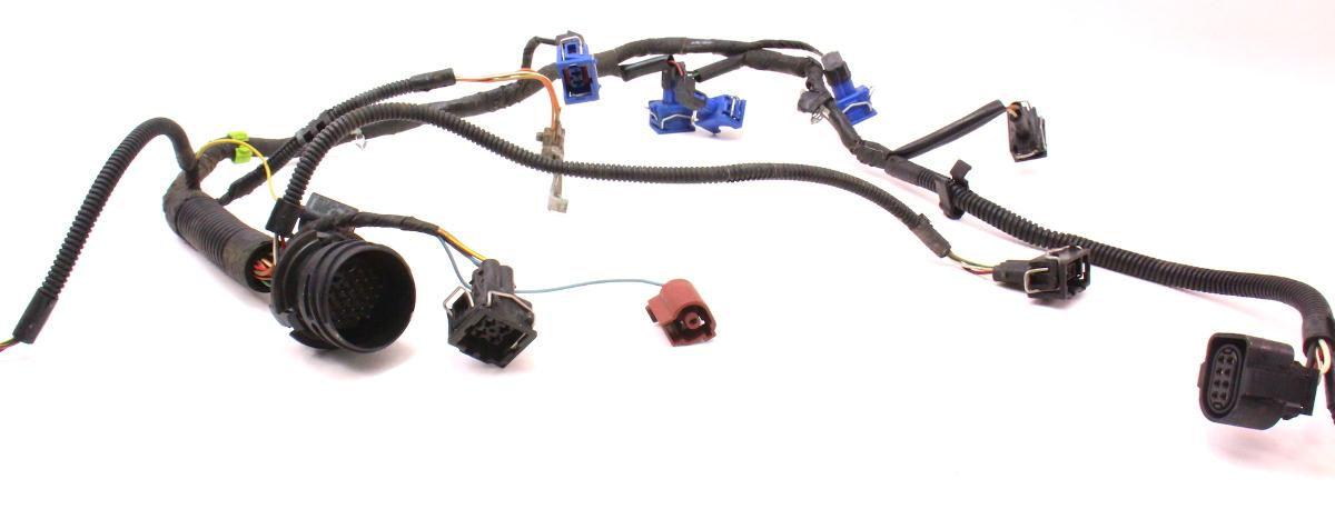 engine wiring injector harness 99 02 vw cabrio mk3 5 obd2. Black Bedroom Furniture Sets. Home Design Ideas