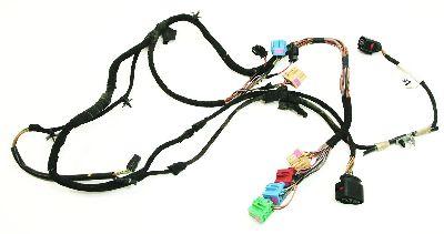 Lh driver front door wiring harness 2000 audi tt mk1 for 06 jetta driver door harness