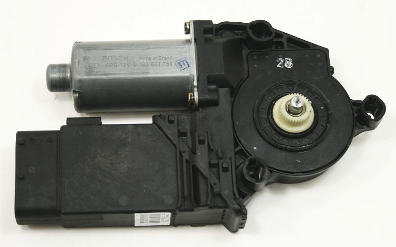 Rh Front Power Window Motor 02-05 Vw Golf Mk4
