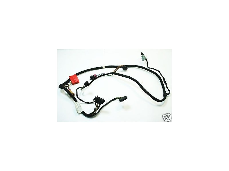 heater box wiring harness 94-98 audi cabriolet