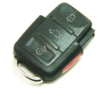 Keyless Entry Remote FOB & Board 05-10 VW Jetta Rabbit GTI ...