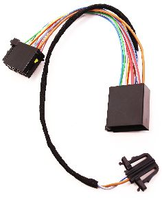 Cd Player Wiring Harness Vw Jetta Golf Gti Mk4 Passat