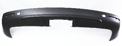 Rear Bumper Valence 03-07 VW Touareg 1 - Lower Spoiler Lip - OE New Old Stock
