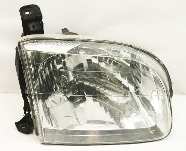 RH Passenger Headlight Head Light Lamp 01-04 Toyota Sequoia Tundra - Genuine