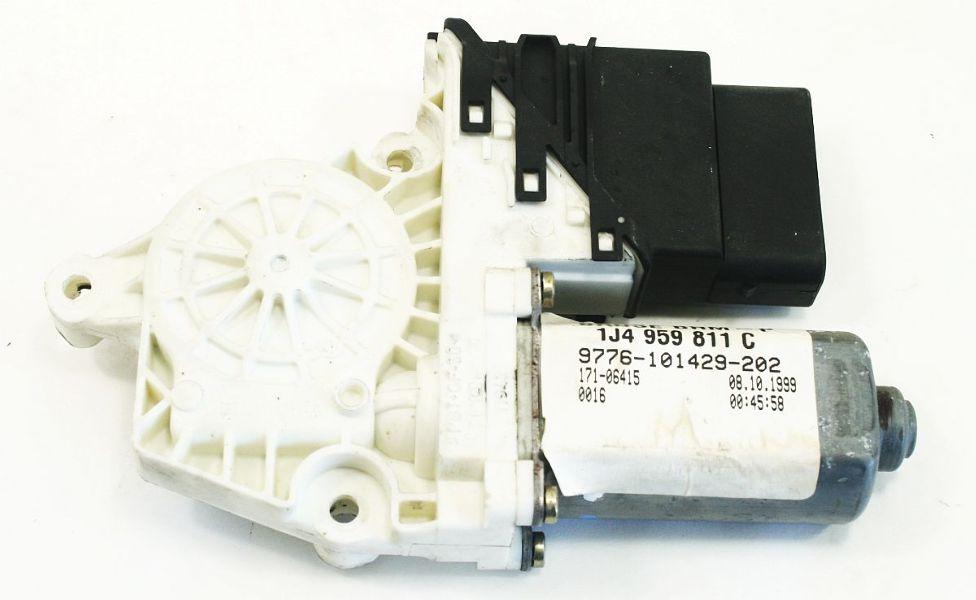 Lh rear power window motor 99 01 vw jetta golf mk4 for 2001 jetta window regulator