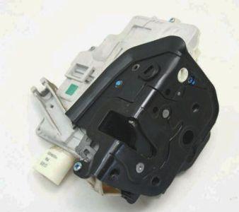 Rh Rear Door Latch Lock 05 08 Audi A4 S4 Rs4 Right Side