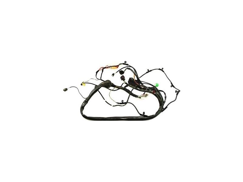 lh headlight abs pump wiring harness v6 hid 02-05 audi a4