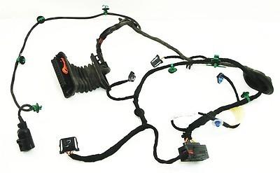 rh rear door wiring harness 05 09 vw jetta rabbit gti mk5. Black Bedroom Furniture Sets. Home Design Ideas