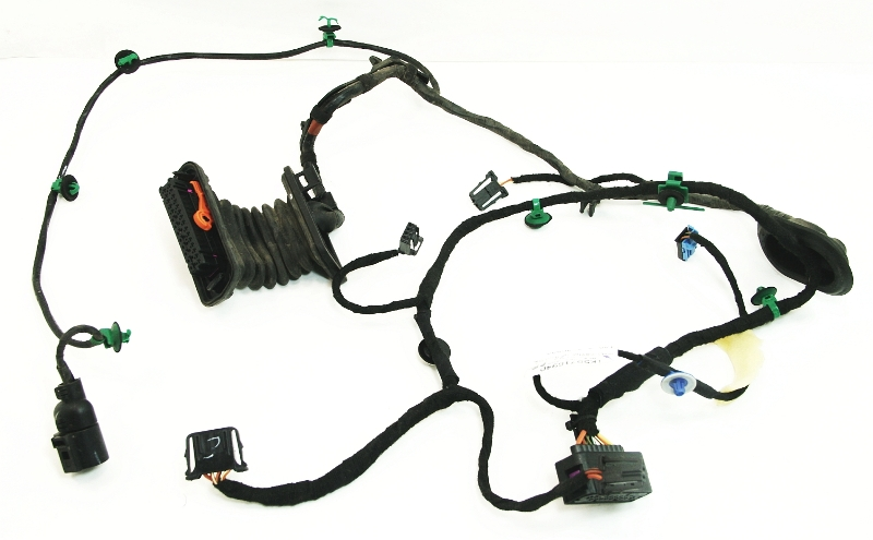 cp021371 rh rear door wiring harness 05 09 vw jetta rabbit gti mk5 1k5 971 694 d eurovan door wiring harness diagram wiring diagrams for diy car 2006 vw jetta driver's side door wiring harness at n-0.co