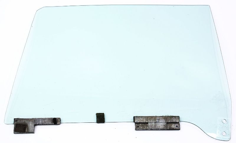 Lh Front Door Window Glass Vw Rabbit Cabriolet Mk1 Genuine