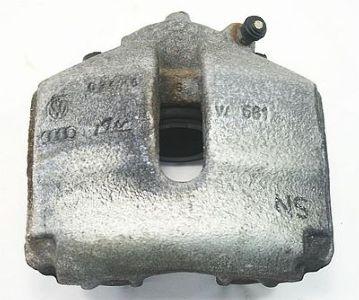 Lh Front Brake Caliper 05 09 Vw Jetta Rabbit Mk5 Left