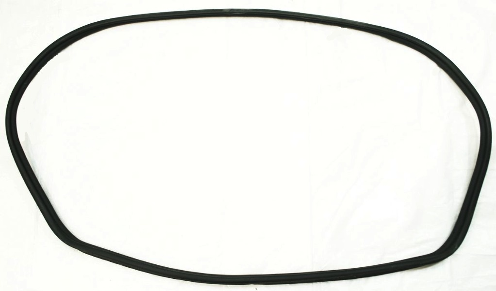 Trunk Seal Weather Stripping 995 05 Vw Jetta Sedan Mk4 Rubber Genuine Oe Cp023133 on car vin number location