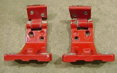 Hatch Hinges Tornado Red 90-94 VW Corrado Hinge - Genuine OE