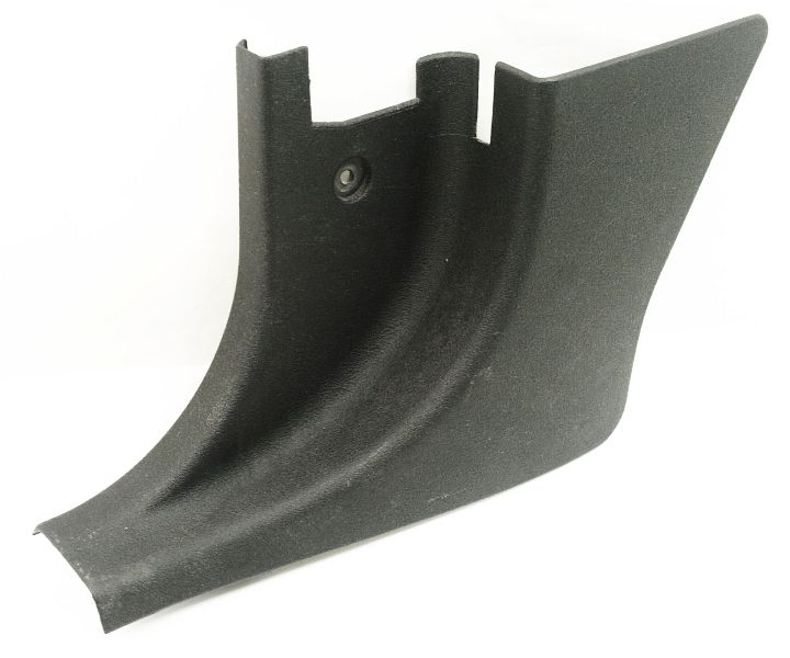 Lh Kick Panel Cover Trim 00 06 Audi Tt Mk1 Black