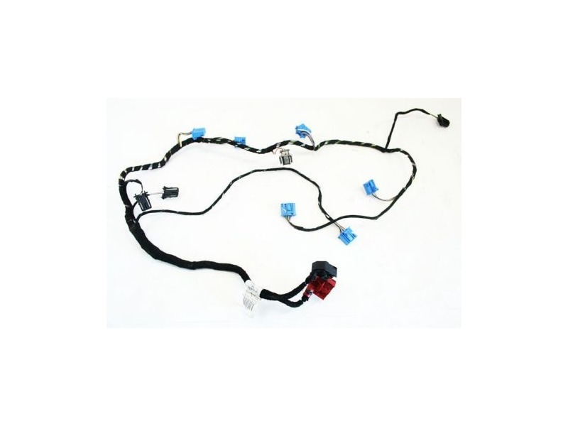 interior heater box wiring harness 05-08 audi a4 b7