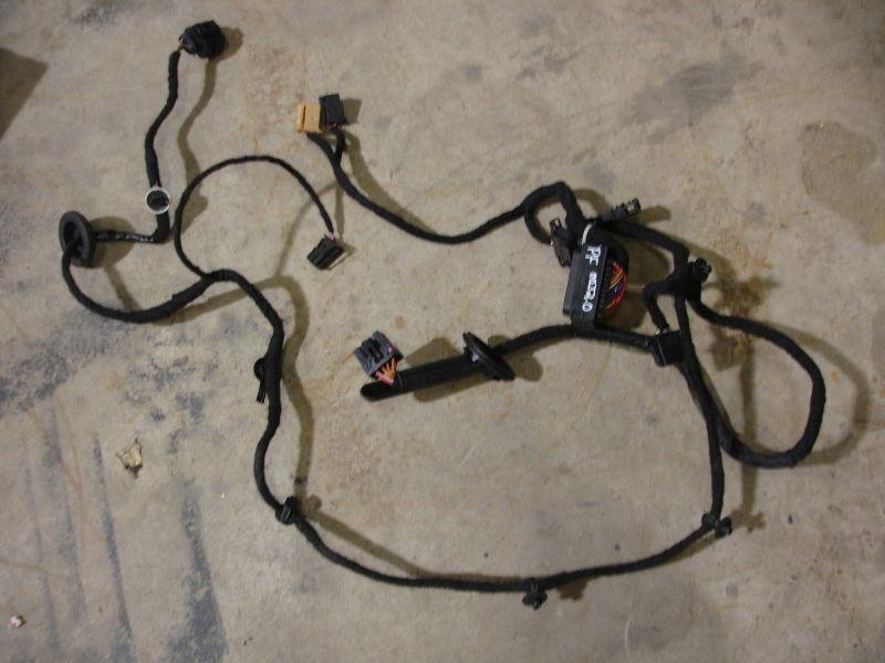 Rh front door wiring harness 99 05 vw jetta golf mk4 for 06 jetta driver door harness