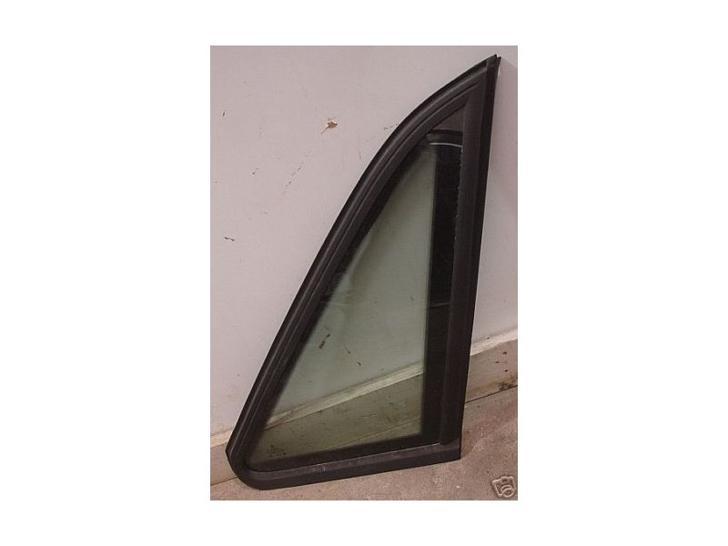 RH Rear Side Window Quarter Corner Glass 90-97 VW Passat - Genuine