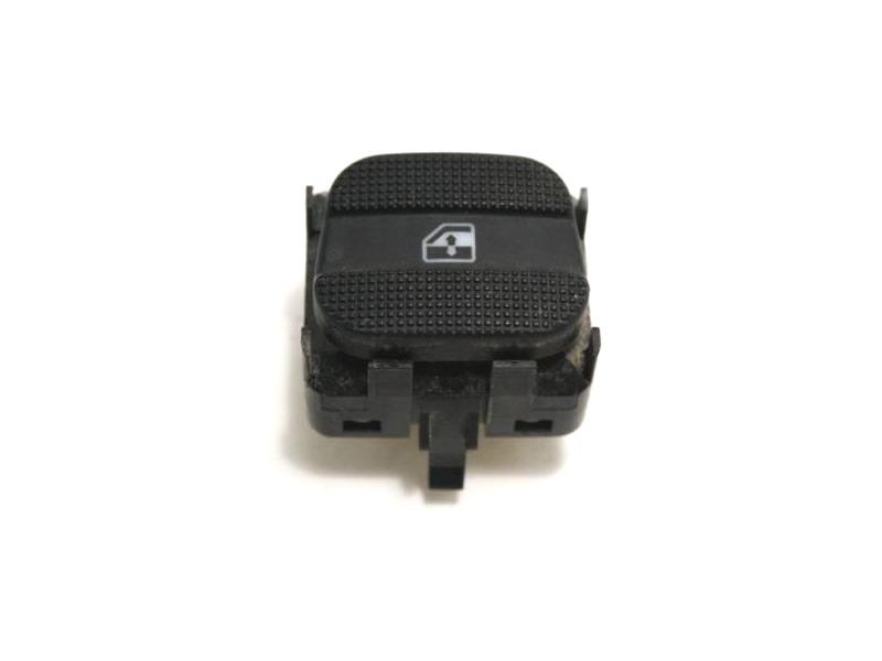 RH or Rear Power Window Switch Button 95-97 VW Passat B4 Black - 3A0 959 855 B