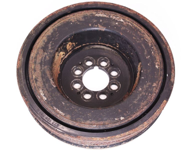 Crank Shaft Pulley 00 04 Audi A6 C5 A8 D2 4 2 V8