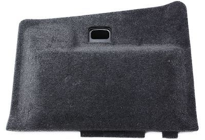 Lh trunk side access door panel 97 03 audi a8 s8 d2 genuine oe 4d0