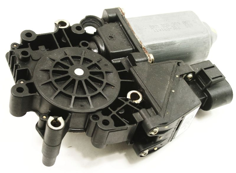 RH Front Power Window Motor 96-01 Audi A4 S4 B5 - Genuine - 8D0 959 802 D