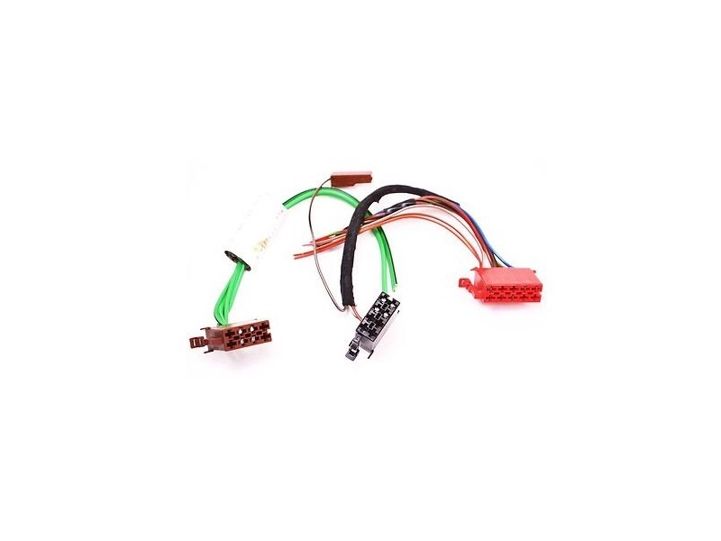 radio head unit wiring plugs connector pigtail 88