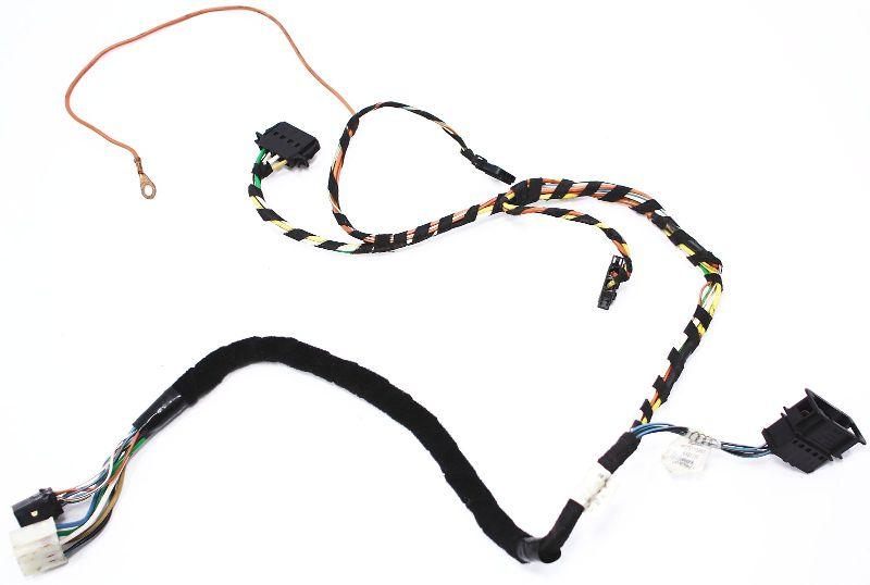 HVAC AC Heater Box Wiring Harness 98-05 VW Beetle Genuine - 1C1 971 566 G