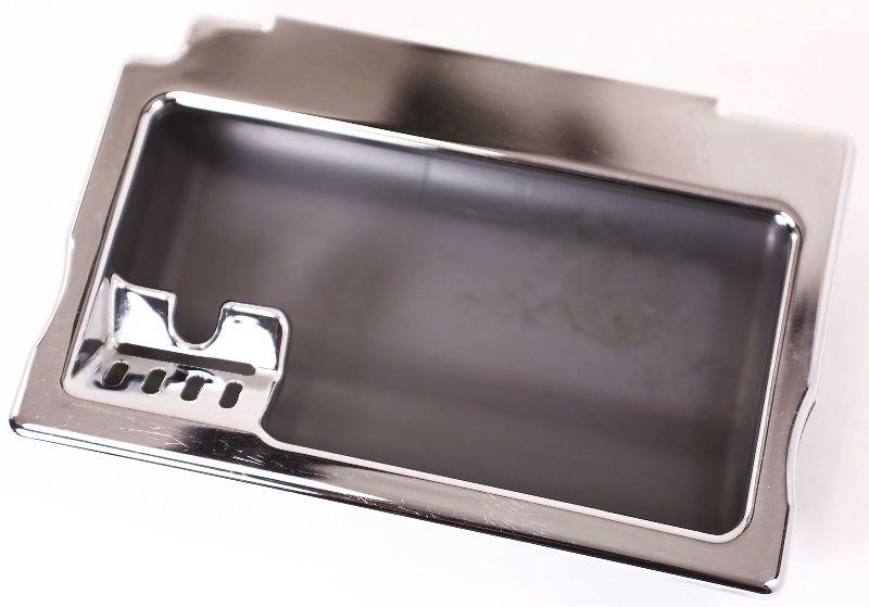 Front Ashtray Insert Ash Tray 98-01 Audi A6 S6 C5 - 4B0 857 951 F
