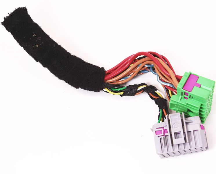 Monsoon Amp Amplifier Wiring Connectors Plugs Pigtail Vw