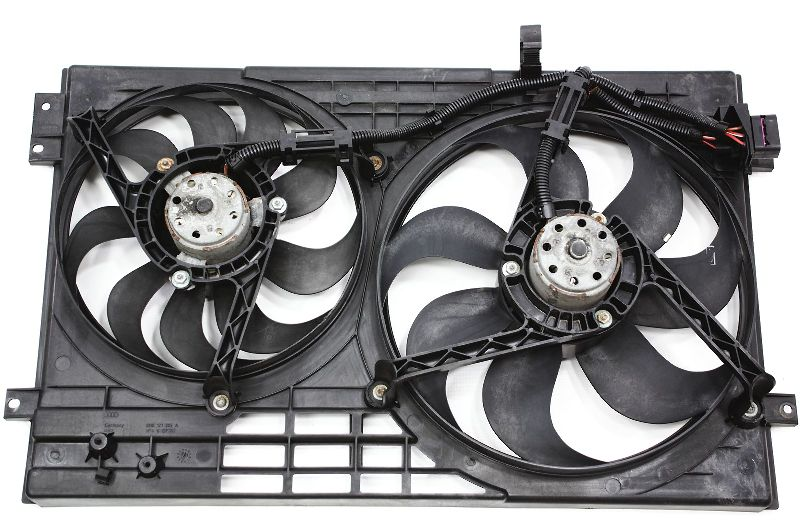 Engine Cooling Fans 00 06 Audi Tt Mk1 1 8t Genuine