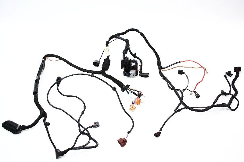 engine bay ecu wiring harness 2001 audi tt - 225 hp 1 8t quattro