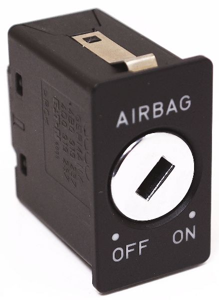 Passenger Airbag Deactivation Switch Audi TT MK1 Genuine