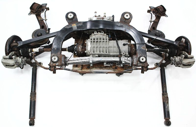 Rear AWD Swap Assembly Audi TT MK1 VW R32 Haldex