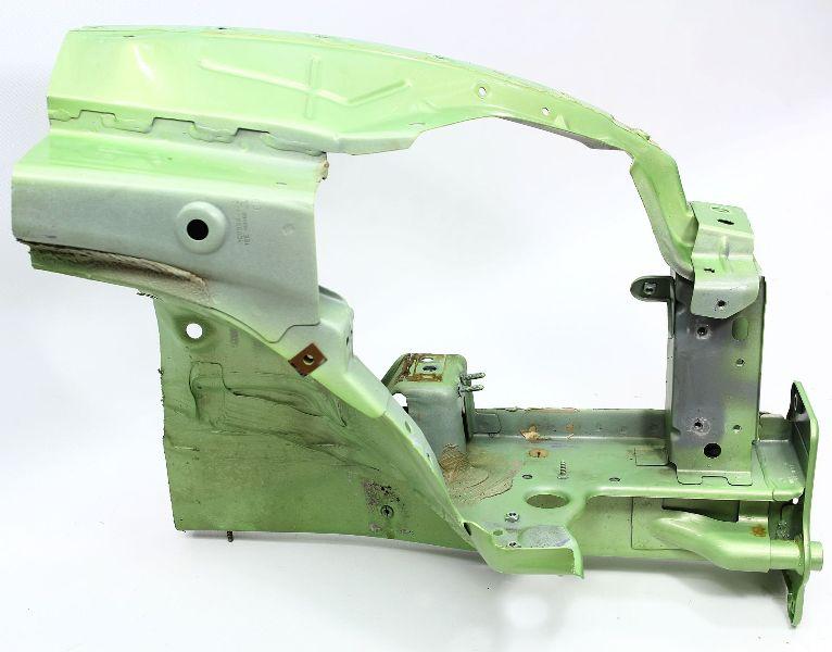RH Upper & Lower Frame Rail Section 98-05 VW Beetle - Body Horn - Cyber Green